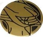 Arceus Collectible Coin - Gold Mirror Holofoil (Generation 4)
