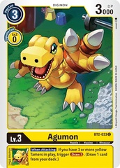 Agumon - BT2-033 - C