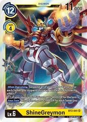 ShineGreymon - BT2-041 - SR