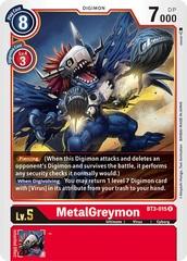 MetalGreymon - BT3-015 - R