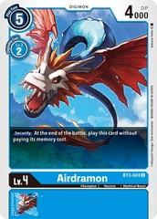 Airdramon - BT3-024 - U