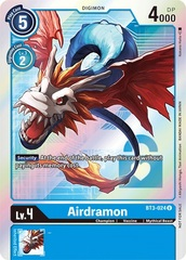 Airdramon - BT3-024 - U - Alternative Art