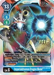Imperialdramon Dragon Mode - BT3-031 - SR