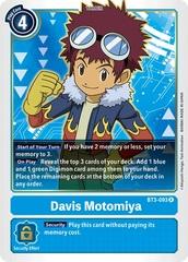 Davis Motomiya - BT3-093 - R