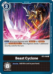 Beast Cyclone - BT3-106 - C
