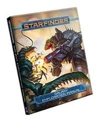 Starfinder RPG: Galaxy Exploration Manual Rulebook