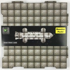 Dry Erase Dungeon Tiles - Booster Pack - Steel Plate