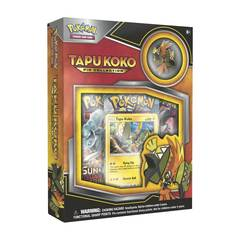 Tapu Koko Pin Collection Box
