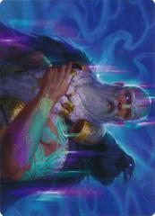 Alrund, God of the Cosmos Art Card