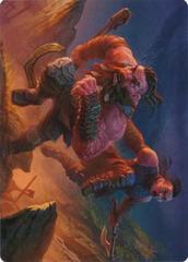 Dwarven Reinforcements Art Card