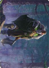 Fynn, the Fangbearer Art Card
