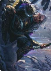 Jorn, God of Winter Art Card
