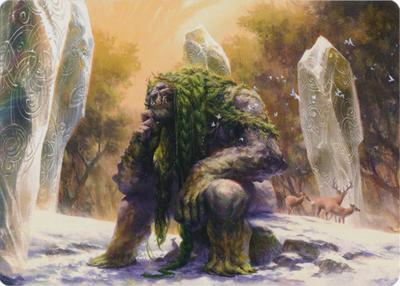Svella, Ice Shaper Art Card