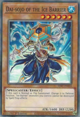 Dai-sojo of the Ice Barrier - SDFC-EN014 - Common - 1st Edition