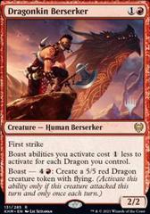 Dragonkin Berserker - Promo Pack