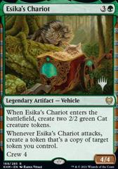 Esika's Chariot - Foil - Promo Pack