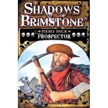 Shadows of Brimstone: Prospector Hero Pack