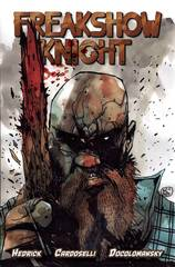 Freakshow Knight #1 (Of 5) Free 5 Copy Pirozzi  Var Incv (Net) (STL180959)