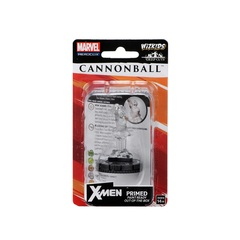 Marvel Heroclix: Deep Cuts Unpainted - Cannonball 006