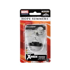 Marvel Heroclix: Deep Cuts Unpainted - Hope Summers 018
