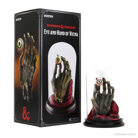 D&D - Eye And Hand Of Vecna Collectors Series