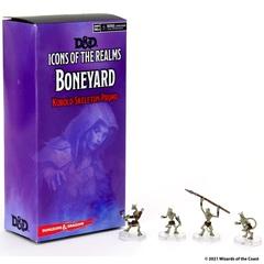 D&D Icons of the Realms: Boneyard - Kobold Skeleton Promo Box