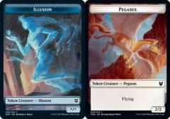 Illusion Token // Pegasus Token -  Challenger 2021