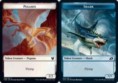 Pegasus Token // Shark Token -  Challenger 2021