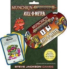 Munchkin Warhammer Age of Sigmar - Kill-O-Meter