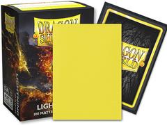 Dragon Shield Sleeves: Standard Dual Matte - Lightning 'Ailia' (100 ct.)