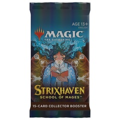 Strixhaven: School of Mages Collector Booster Pack EARLY RELEASE 4-16-21