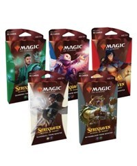 Strixhaven: School of Mages - Theme Booster (Set of 5)