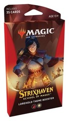 Strixhaven: School of Mages - Theme Booster Pack - Lorehold