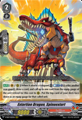 Extortion Dragon, Spinoextort - V-SS07/023EN - RRR