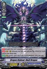 Dragon Undead, Skull Dragon - V-SS07/067EN - RRR