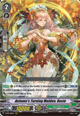 Autumn's Turning Maiden, Rosie - V-SS07/081EN - RRR