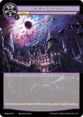 A World Invaded - MSW-067 - N