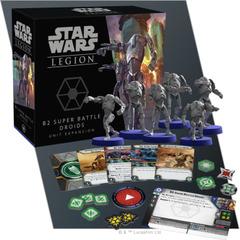 Star Wars: Legion B2 Super Battle Droids Unit Expansion