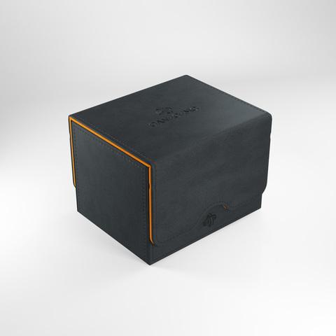 Gamegenic - Sidekick 100+ XL Convertible - Black/Orange