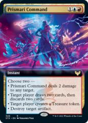 Prismari Command - Extended Art