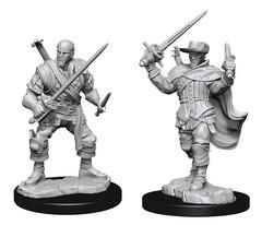 D&D Nolzur's Marvelous Miniatures: Human Bard Male (Wave 15)