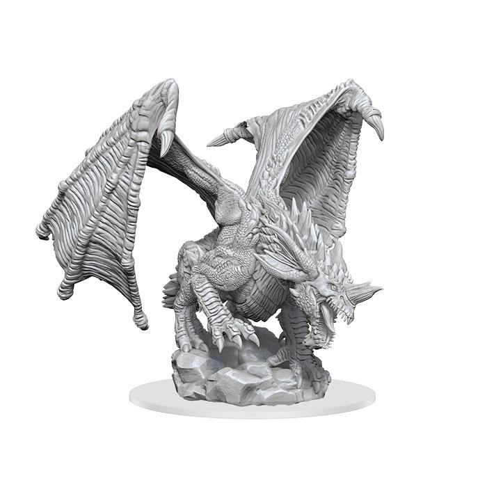 D&D Nolzur's Marvelous Miniatures: Young Blue Dragon (Wave 15)