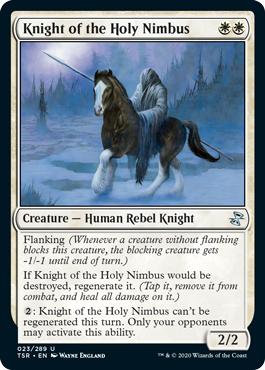 Knight of the Holy Nimbus