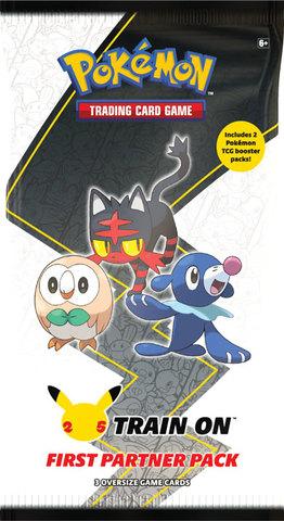 Pokemon TCG: First Partner Pack (Alola)