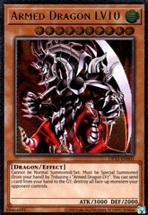 Armed Dragon LV10 - OP15-EN001 - Ultimate Rare - Unlimited Edition