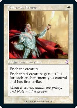 Ethereal Armor - Foil