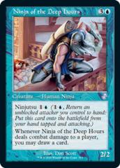 Ninja of the Deep Hours - Foil