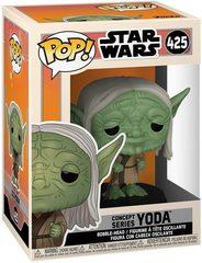 Pop! Star Wars - #425 - Concept Series Yoda