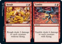 Rough // Tumble