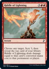 Riddle of Lightning - Foil